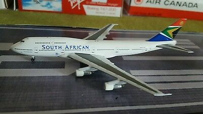Herpa/Starjets/Inflight 500. South African Airways  B747-300
