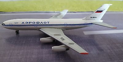 Custom 1/500th Aeroflot IL86 Russian Flag