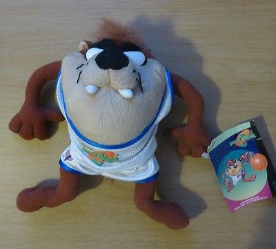"8"" Taz From Space Jam - McDonald's - Plush/Soft toy"