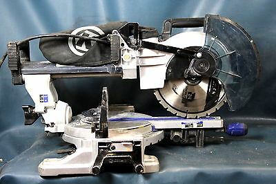 Kobalt 10 Inch Sliding Compound Mitre Saw with Laser Guide #0358938
