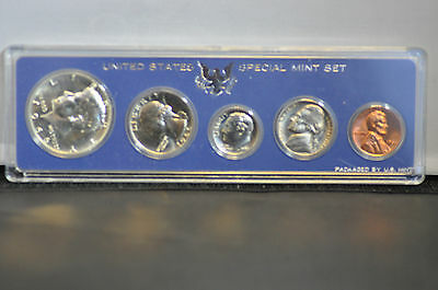 1966 5 Coin Set United States Special Mint Set Collection US