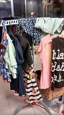 Ladies mixed clothing bundle size 8 inc Hollister Superdry New Look