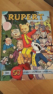 Rupert.The 50th Daily Express Annual
