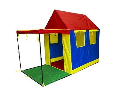 Childrens Outdoor Playhouse Play Tent Indoor Kids Toys Fun Home Garden Play Tent