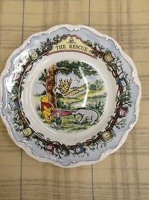 Royal Doulton Winnie The Pooh Collection The Rescue