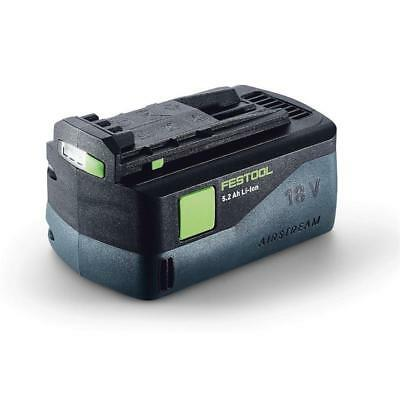 FESTOOL Akkupack BP 18 Li 5,2 AS * 200181 (alt:500435) f. T18+3, C18, PDC, BHC