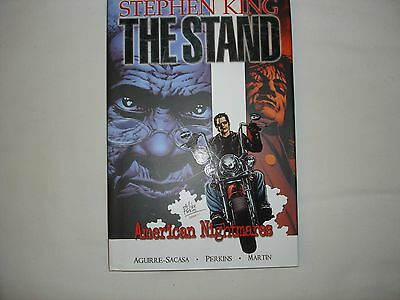 The Stand American Nightmares Graphic Novel Hc Hardcover Volume 2 Stephen King