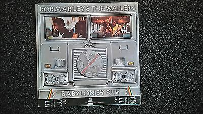 Bob Marley and The Wailers.Babylon by Bus Double LP.