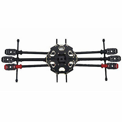 Genuine Tarot FY680PRO Full Hexacopter Carbon Fiber 6 axis Multirotor Frame Kit