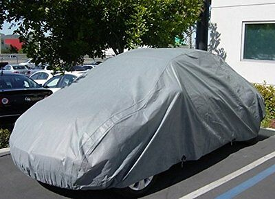 """Car Covers Small fits Volkswagen Beetle, Sports car 3 layer 161""""Lx70""""Wx55""""H"""