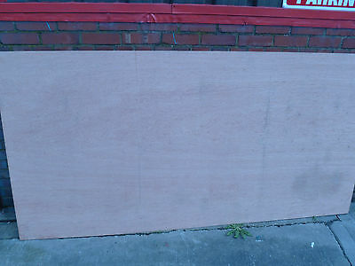 WBP Hardwood Faced Plywood 8ft x 4ft Sheets