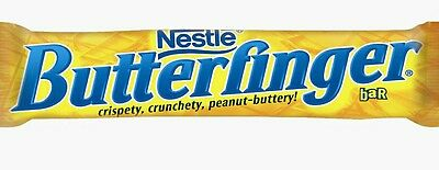 8x Butterfinger American Chocolate Bars (59.5g)