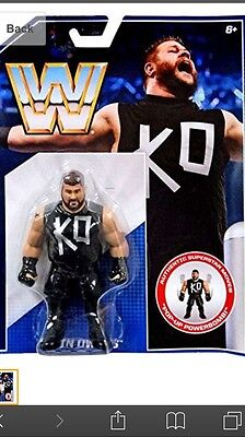 Hasbro retro Kevin Owens never selling in UK stores wwe wwf wrestling figure