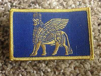 UK British Army Iraq Enduring Freedom Patch SSR Security Sector Reform MND SE