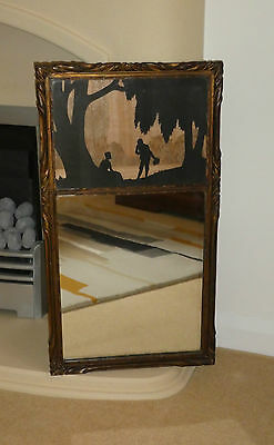 Large Rowley Gallery 140 church street kensington, marquetry mirror. circa 1910