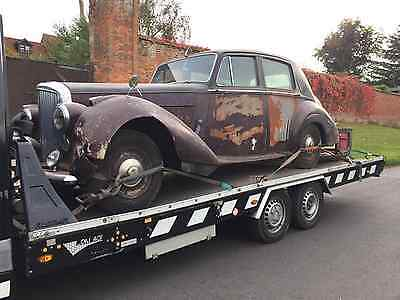Bentley mk6 special time to build that iconic vintage style race car lemans