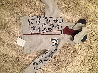 Boys Hoody. 12-18 Months. New With Tags