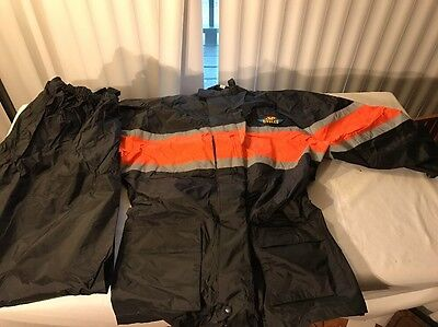 J&P Cycles motorcycle rain gear Size XL New