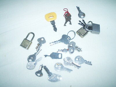 Collectables - Keys...a nice collection for the discerning cagophilist...