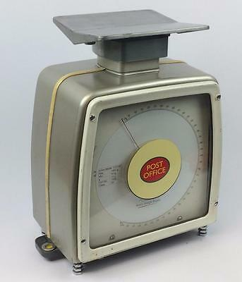 Vintage 1960's Post Office Scales by Avery - Weigh-Tronix Royal Mail.