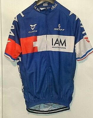 I AM CYCLING jersey and shorts size XL