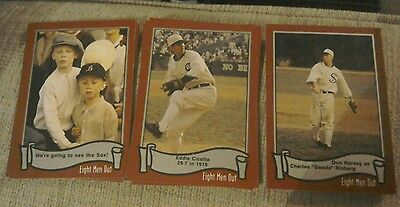 1988 Pacific Eight Men Out Trading Card Set (110) Nm/Mt