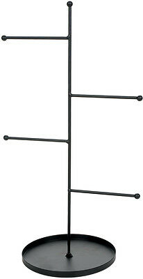 """Metal Rungs Jewelry Stand 16.5""""X6.5"""" 2025-435"""