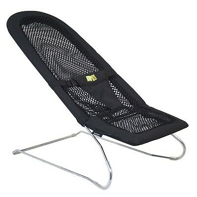 VeeBee By Valco Baby Bouncer Seat In Black