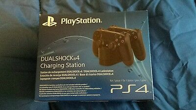 Sony Base Di Ricarica Controller Dualshock 4 Ps4 Playstation VERSIONE UFFICIALE
