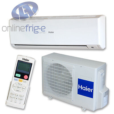 NEW Air Conditioner 5.0kw Inverter Haier Heating/Cooling Indoor and Outdoor Unit