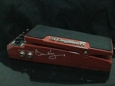 Brian May Red Special Pedal Digitech Vox AC30 Treble Booster