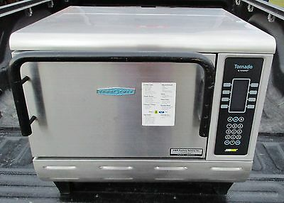 Used 2010 TurboChef Tornado 2 NGCD6 Rapid Cook Oven