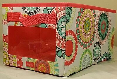 ThirtyOne 31 Gifts Your Way Rectangle, Citrus Medallion.