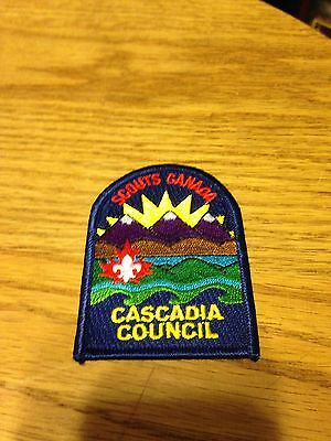 Scouts of Canada Cascadia Council