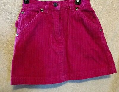 Girls Toddlers Skirt Size 6 Pink