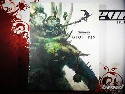 Glottkin [Hard Cover] Sealed [x1] Books [Warhammer] Sealed