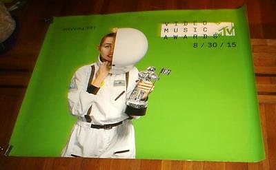 2015 MTV VMA AWARDS Video Music Awards 5FT POSTER Miley Cyrus Astronaut