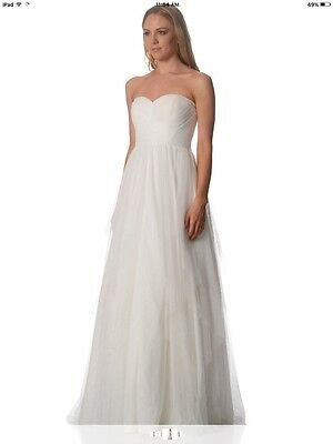 White Formal/Wedding Gown
