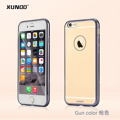 10 Pcs of Xundd Jazz TPU Back Case iPhone 6 Plus in retail packaging