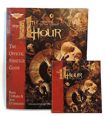 11th Hour Game The Official Strategy Guide
