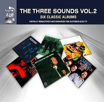 The Three Sounds-7 Classic Albums Vol 2  CD NEW