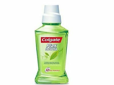 Colgate Plax Fresh Tea Mouthwash For Instant Cooling Freshness Free Shipping