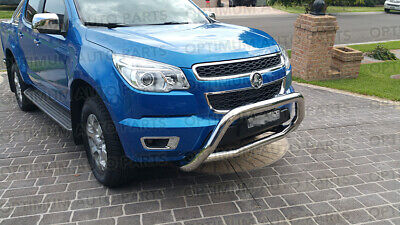 Holden Colorado Stainless Steel Nudge Bar Grille Guard 2012-2017
