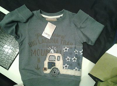 Baby boys jumpers 12-18 months