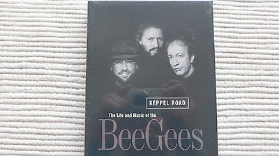 Bee Gees Keppel Road The Life and Music of......(Rare/Mint)DVD 93 mins