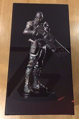 Blizzard Overwatch Soldier 76 Collectors Edition Statue BRAND NEW AND UNOPENED