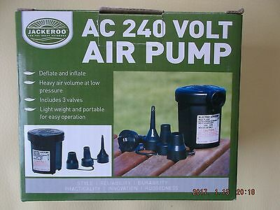 Ac240 Volt Air Pump