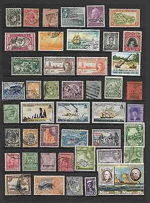 GB Colonies -  mint & used collection - good cv - includes set/sets