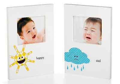 Pearhead Happy-Sad Frame Set (Discontinued by Manufacturer)