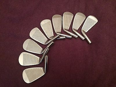 McGregor Forged PCB Tour based on Miura CB 301, 2-PW heads, same forging quality